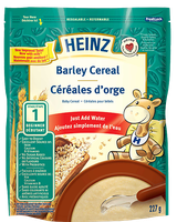 Heinz® Barley Cereal with Milk