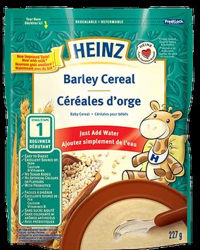 Heinz® Barley Cereal with Milk