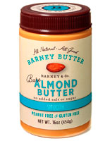 Barney Butter Almond Butter Smooth 16 oz - Vegan