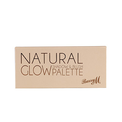 Barry M Cosmetic Natural Glow Shadow & Blush Palette