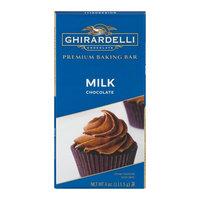 Ghirardelli Chocolate Premium Baking Bars Milk Chocolate