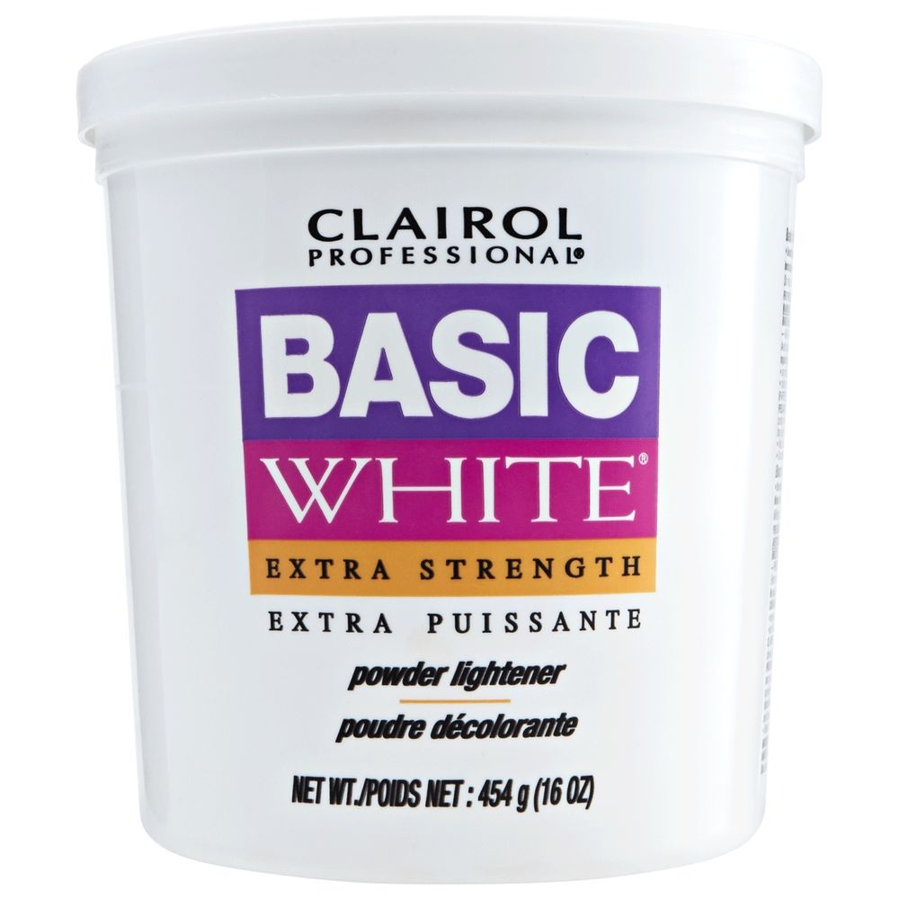 Clairol Professional Basic White Powder Lightener