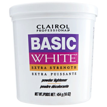 Clairol Professional Basic White Powder Lightener