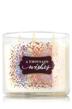 Bath & Body Works A Thousand Wishes Candle