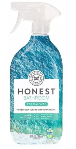 The Honest Co. Coastal Surf Bathroom Cleaner