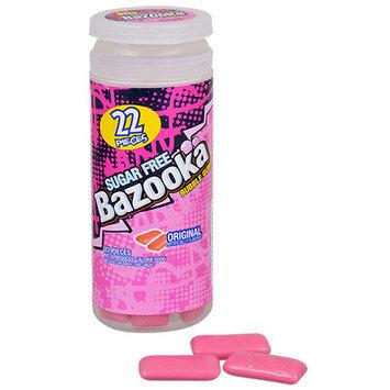 Bazooka Tube Sugar Free Gum