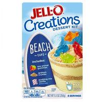 JELL-O Creations Beach Cups Dessert Kit