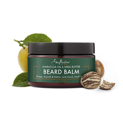 SheaMoisture Maracuja Oil & Shea Butter Beard Balm Shape Smooth & Define