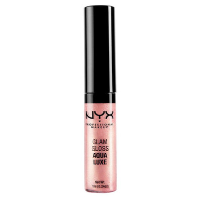 NYX Glam Lip Gloss Aqua Luxe