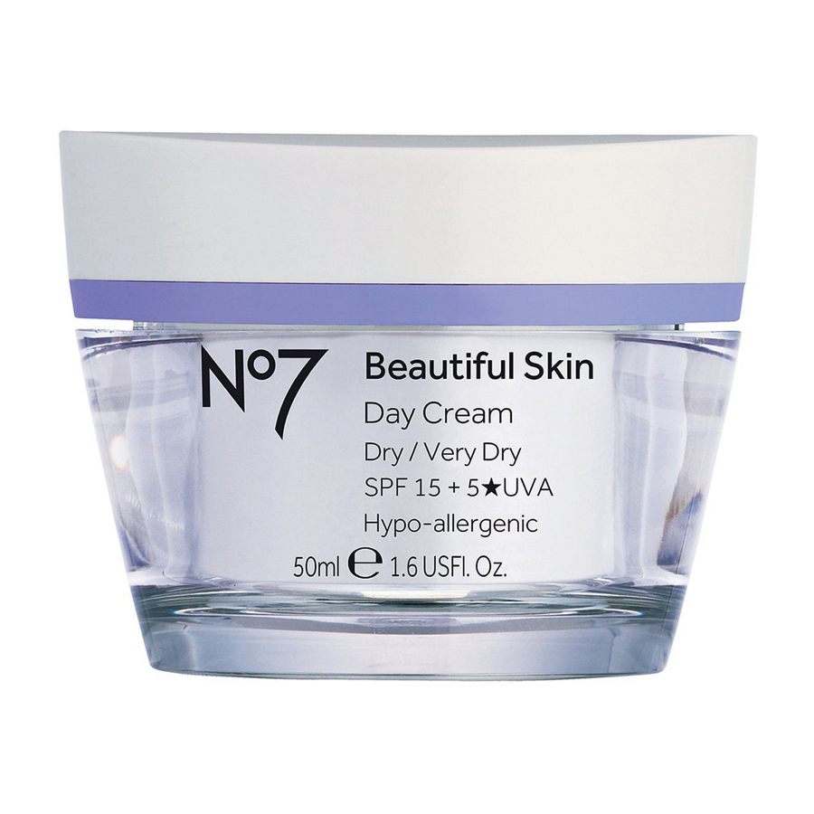 No7 Beautiful Skin Day Cream Dry/Very Dry
