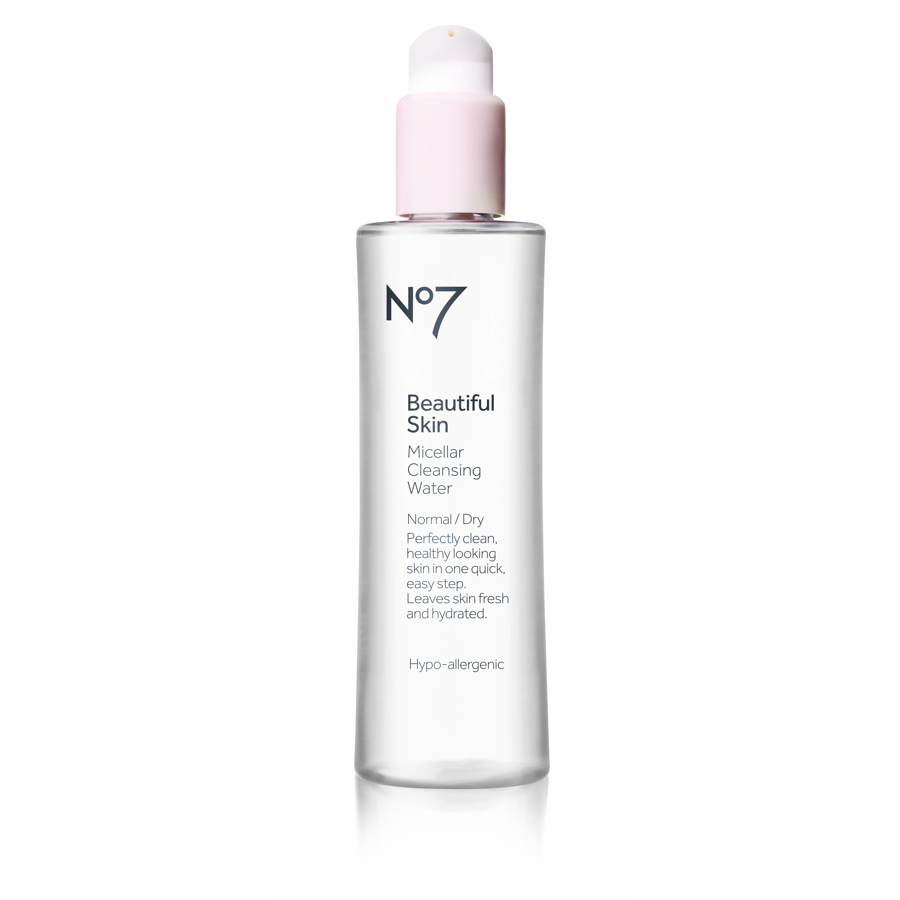 No7 Beautiful Skin Micellar Cleanser Normal/Dry