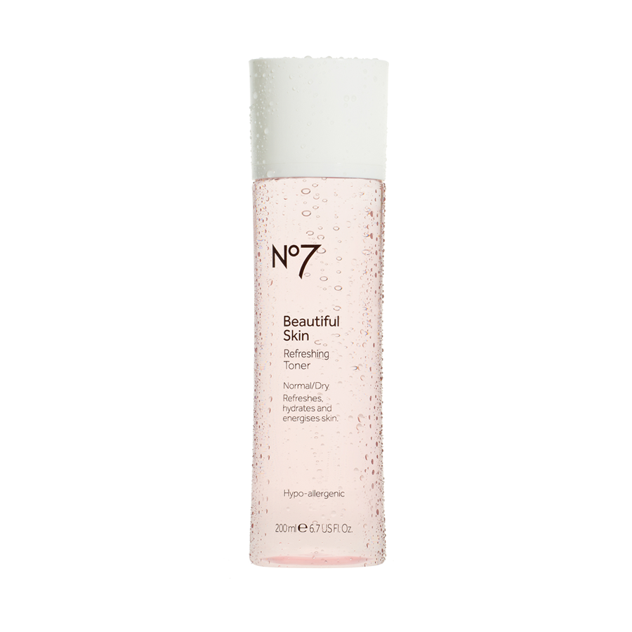 No7 Beautiful Skin Refreshing Toner Normal/Dry