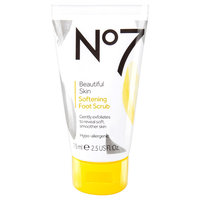 No7 Beautiful Skin Softening Foot Scrub