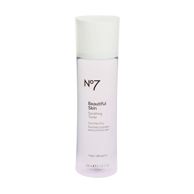 No7 Beautiful Skin Soothing Toner Dry/Very Dry