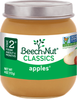 Beech-Nut classics apples jar