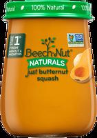 Beech-Nut naturals just butternut squash jar