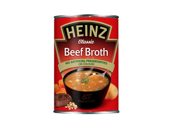 Heinz® Classic Beef Broth Soup