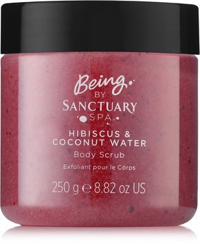 Being Hibiscus & Coconut Water Body Scrub