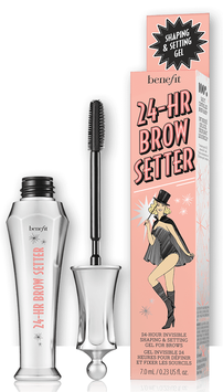 Benefit Cosmetics 24-hour Brow Setter Clear Brow Gel