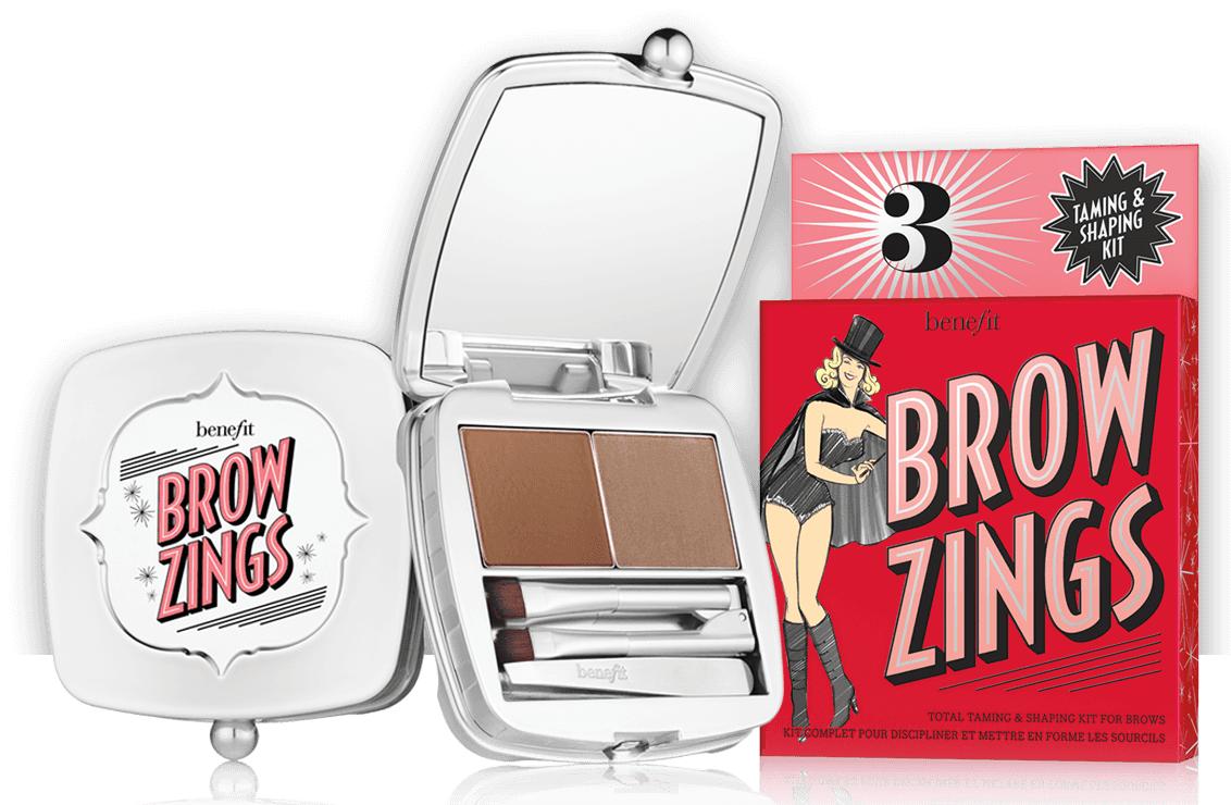 Benefit Cosmetics Brow Zings Eyebrow Shaping Kit