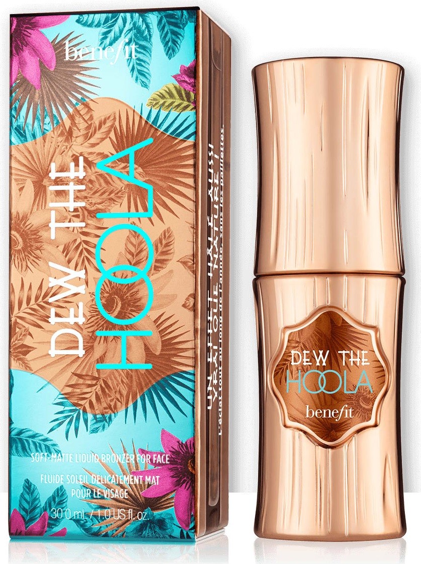 Benefit Cosmetics Dew The Hoola Liquid Bronzer