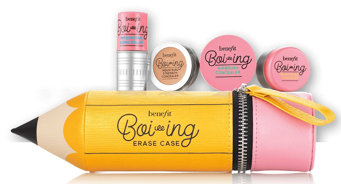 Benefit Cosmetics Erase Case Concealer Kit