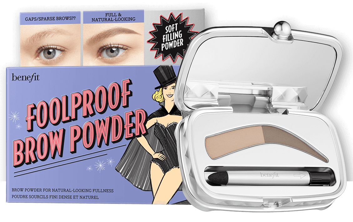 Benefit Cosmetics Foolproof Brow Powder