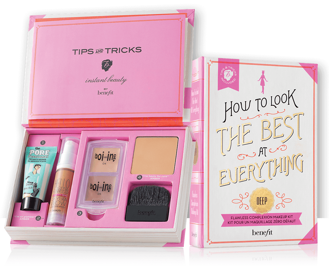 Benefit Cosmetics How To Look The Best At Everything Deep