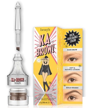 Benefit Cosmetics Ka-BROW! Eyebrow Cream-Gel Color