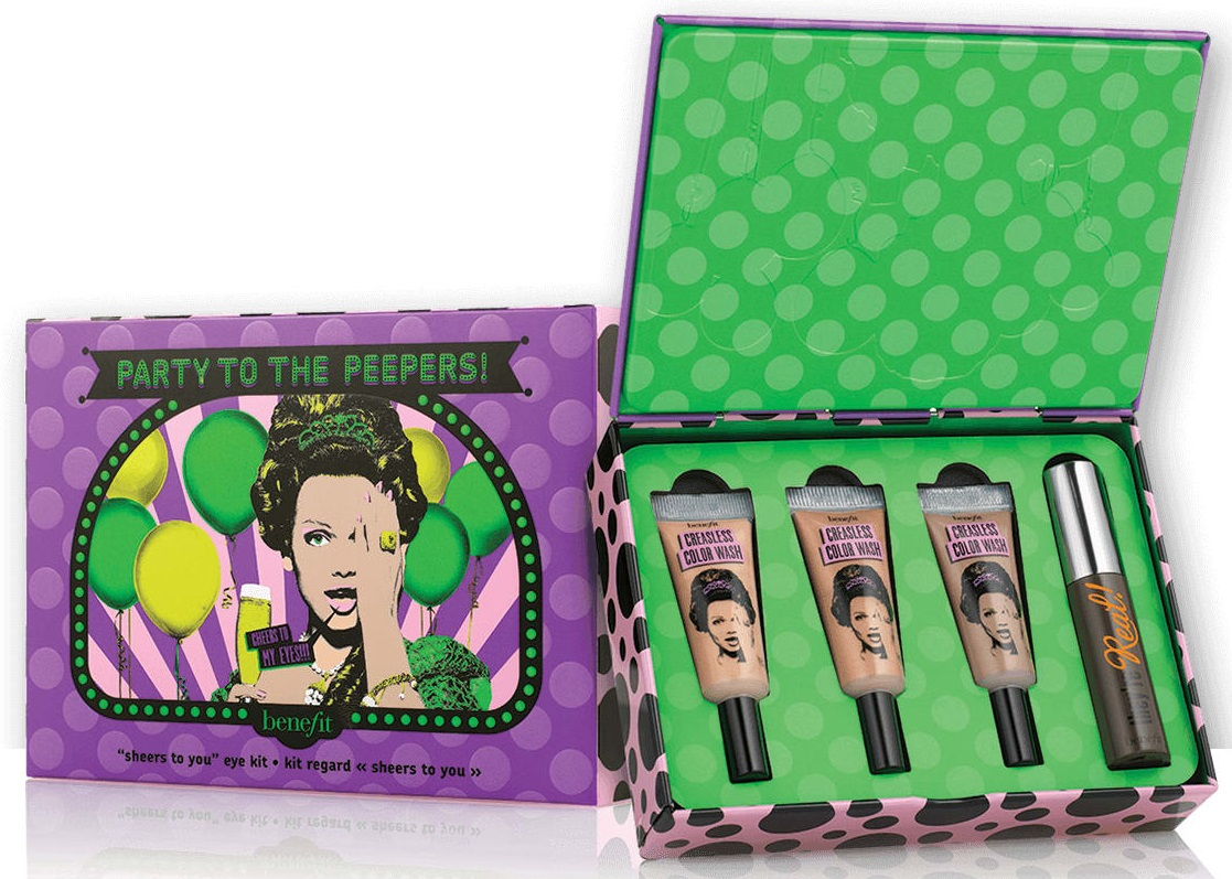 Benefit Cosmetics Party To The Peepers! Kit