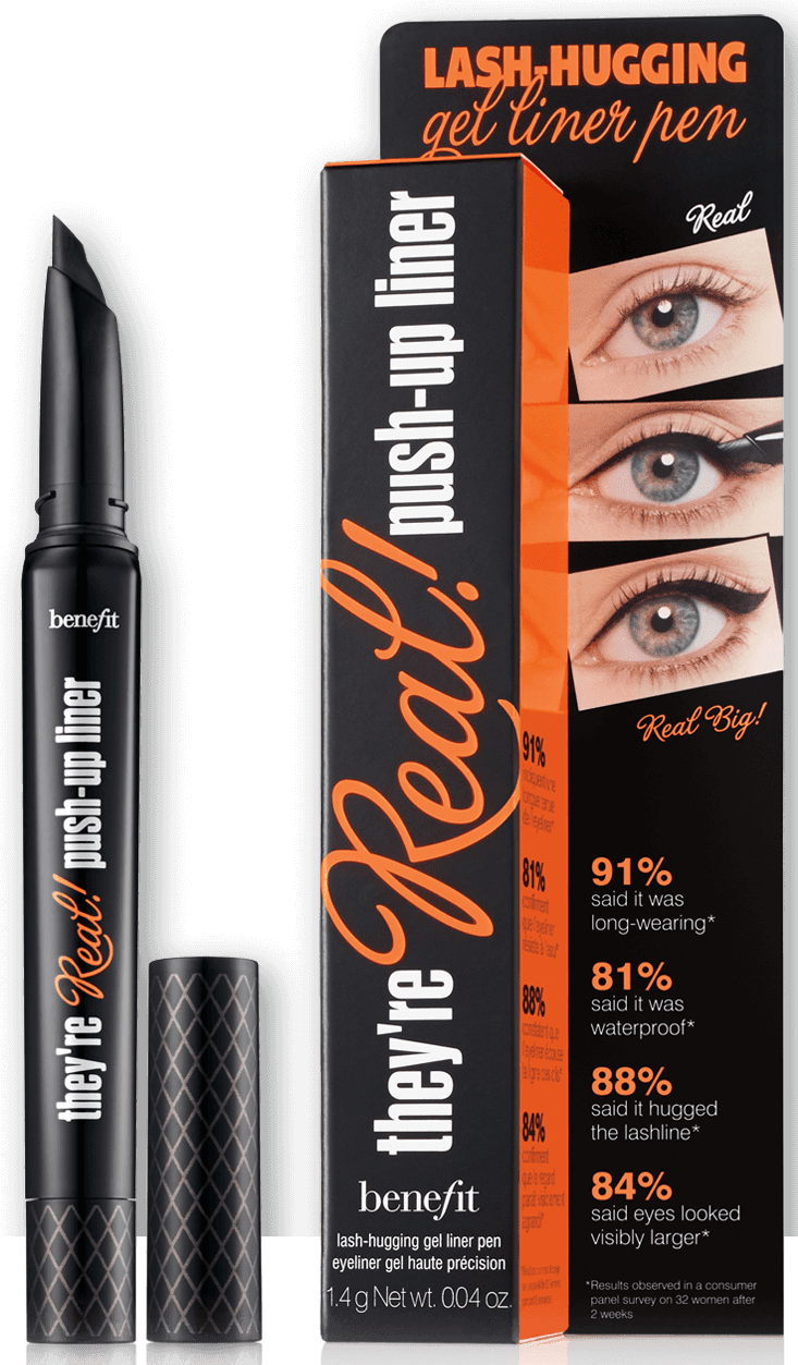 Benefit Cosmetics They're Real! Gel Eyeliner Pen