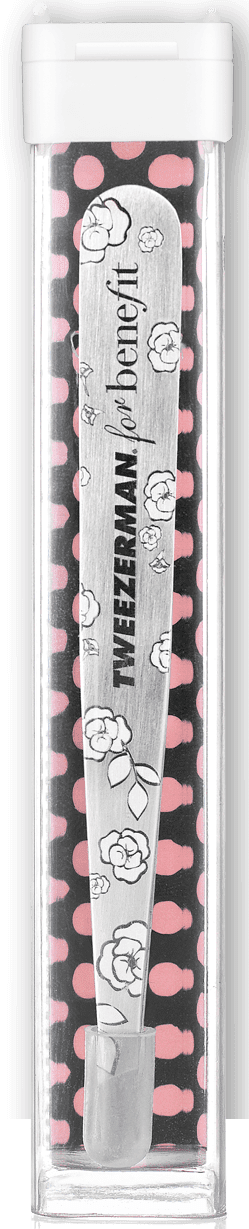 Benefit Cosmetics Tweezerman for Benefit Slant Tweezer