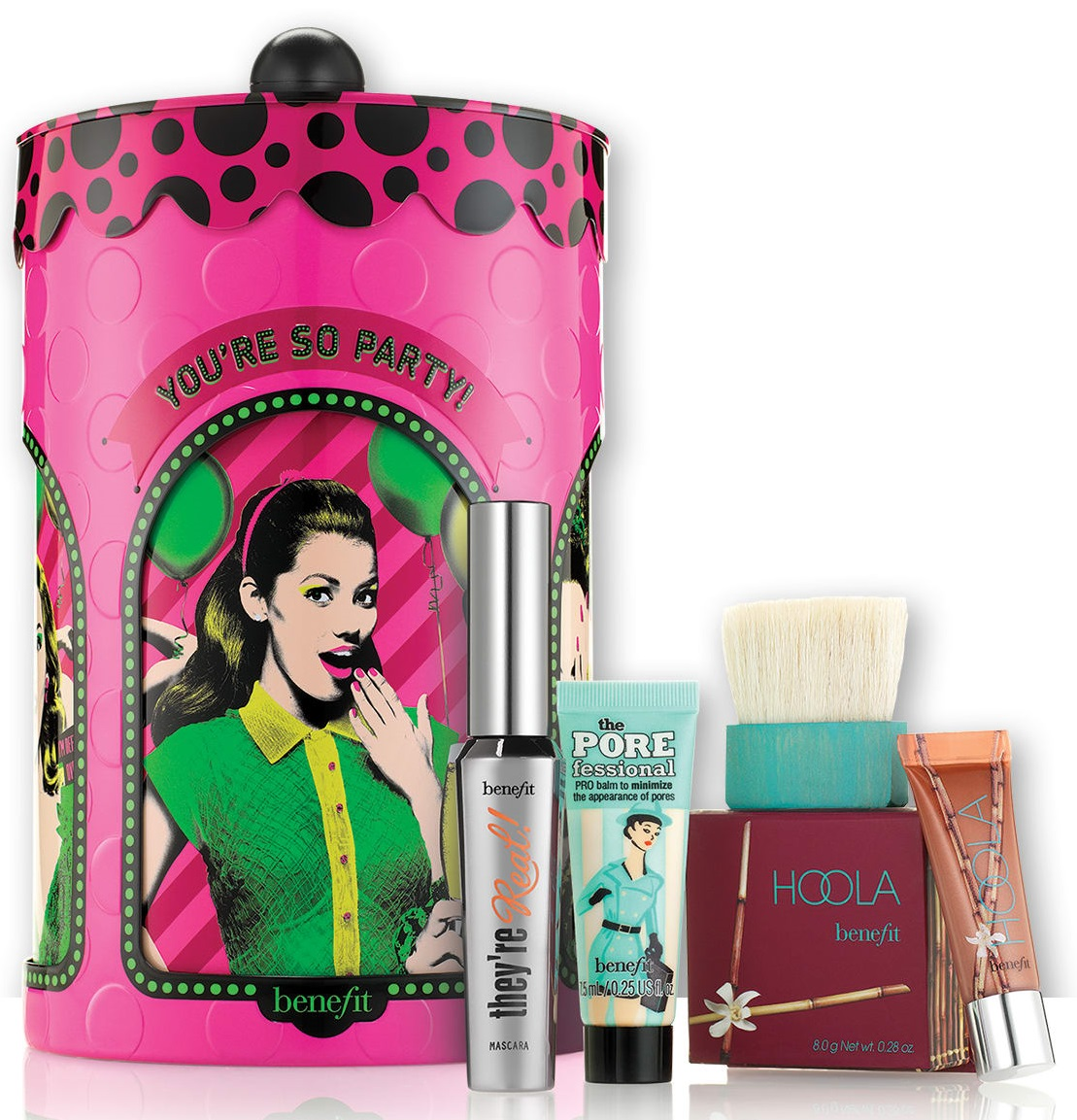 Benefit Cosmetics You're So Party Value Set