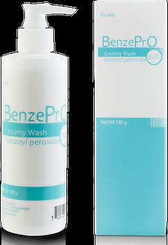 PruGen Pharmaceuticals BenzePrO Creamy Wash 7%