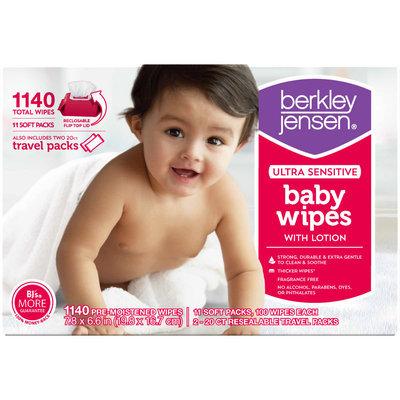 Berkley Jensen Ultra Sensitive Baby Wipes