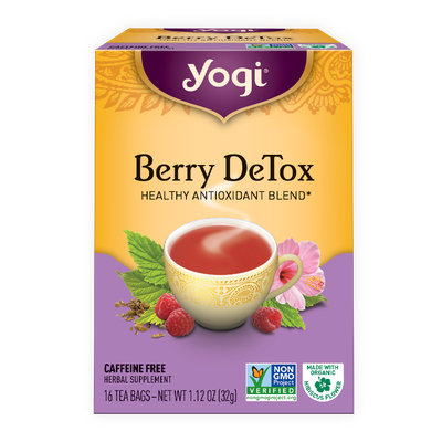Yogi Tea Yogi Berry Detox Tea