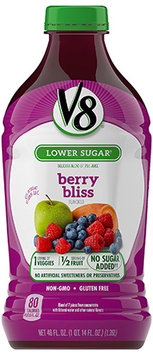V8® Berry Bliss Vegetable & Fruit Blend