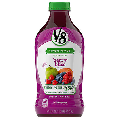 V8® Berry Bliss Vegetable & Fruit Blend