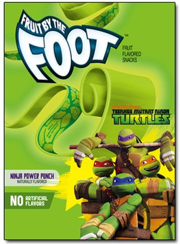Fruit By The Foot Ninja Power Punch