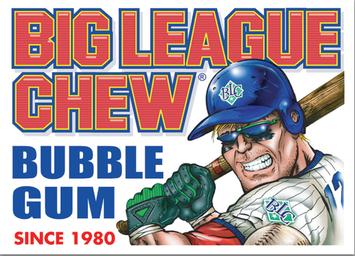 Big League Bubble Gum