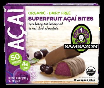 SAMBAZON® Superfruit Açaí Bites
