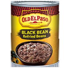 Old El Paso® Refried Beans Black Bean