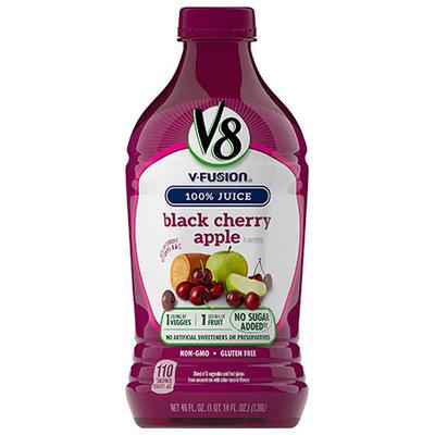 V8® V-Fusion 100% Black Cherry Apple Juice