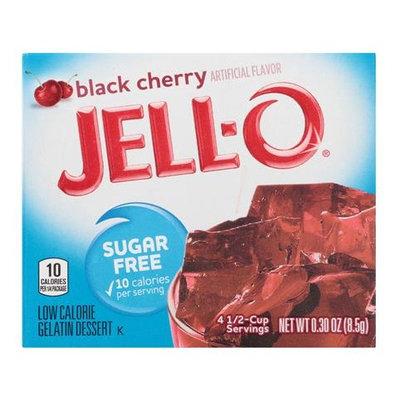 JELL-O Sugar Free Black Cherry Gelatin Dessert