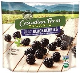 Cascadian Farm Organic Blackberries