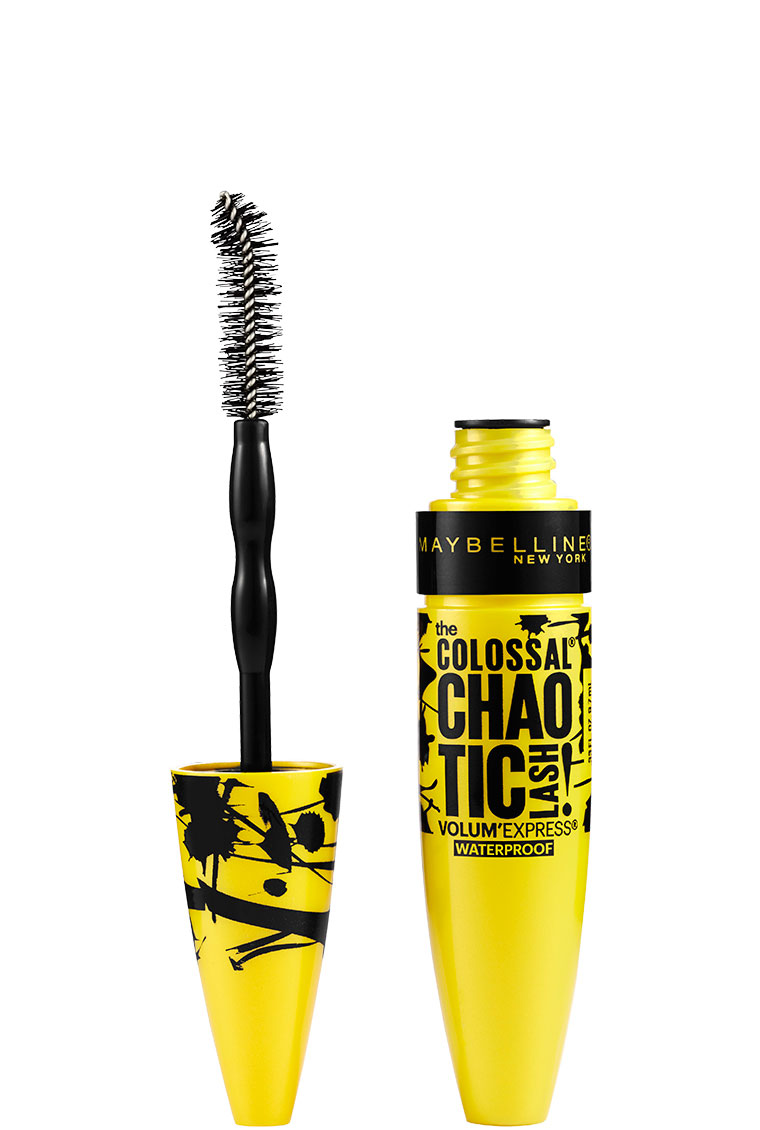 Maybelline Volum' Express® The Colossal® Chaotic Lash™ Waterproof Mascara