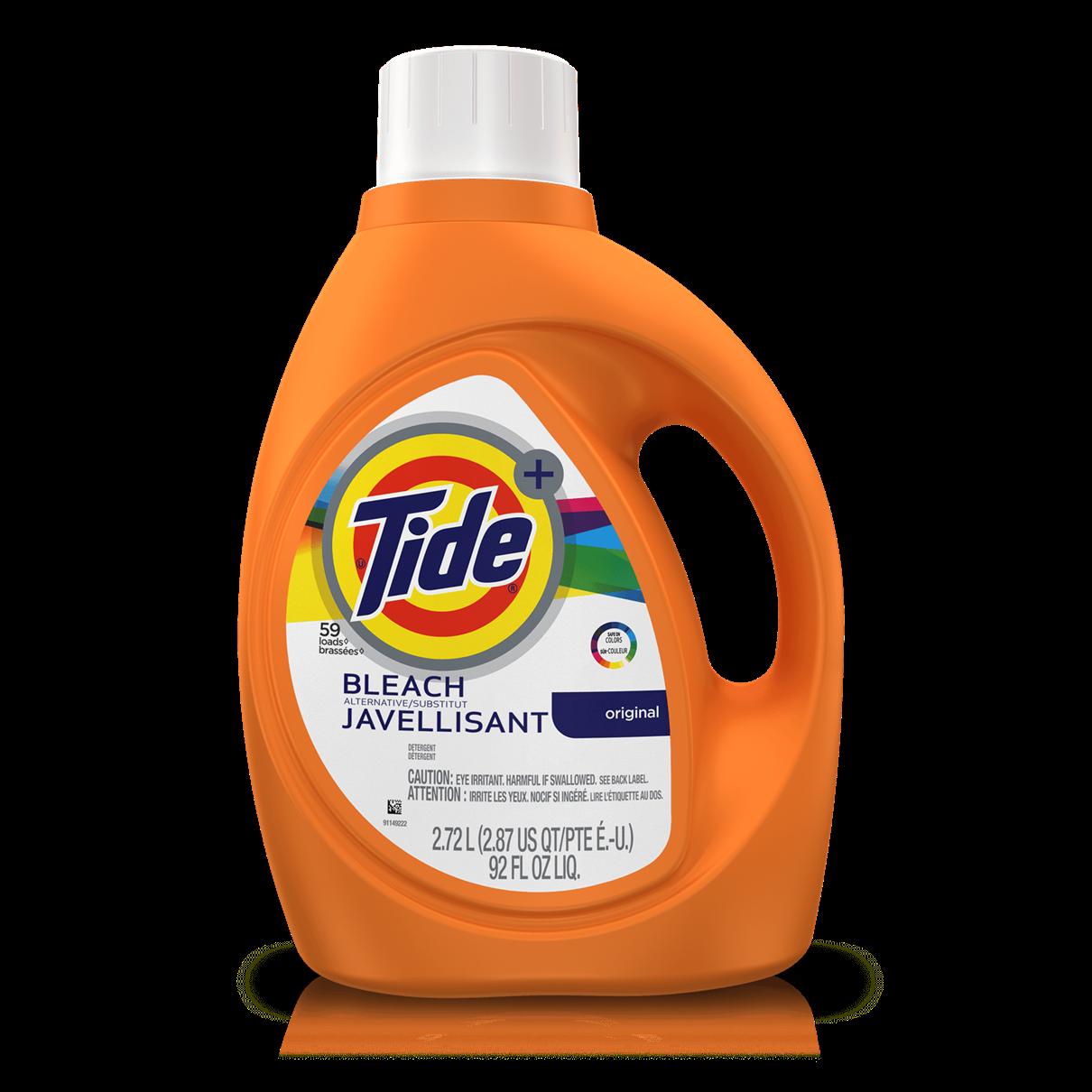 Tide Plus Bleach Alternative Liquid Laundry Detergent