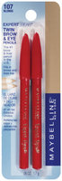 Maybelline® New York Expert Wear® Twin Brow & Eye Pencils