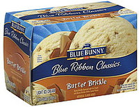 Blue Bunny Butter Brickle
