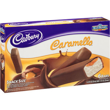 Blue Bunny Cadbury Caramello Ice Cream Bars